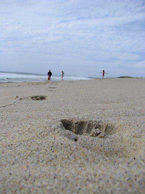 Vertical footprint