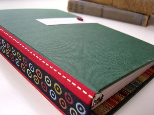 Book to binder 1