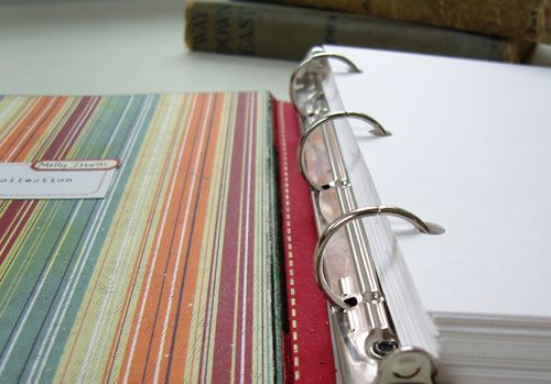 Book to binder inside 2
