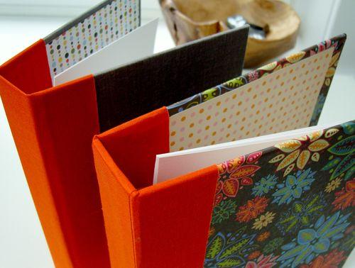 Book binders spines