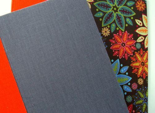 Book binders front