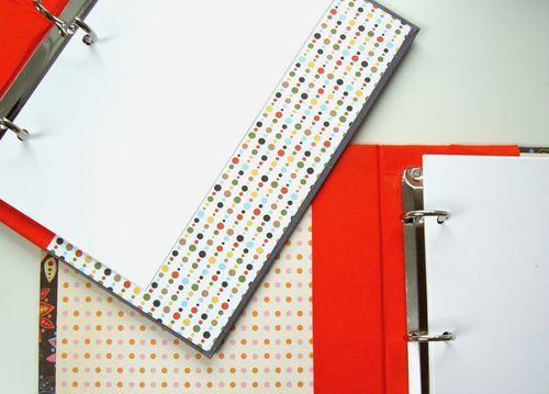 Book binders inside