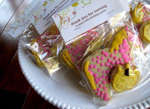 Cookie packs 3