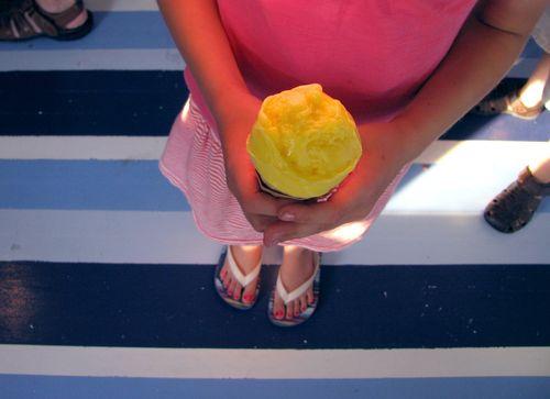 Joans lemon sherbert