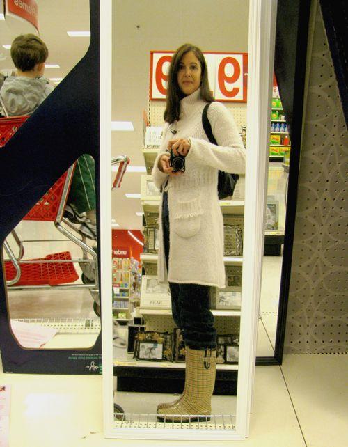 Target mirrors
