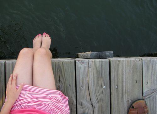Joan dock toes