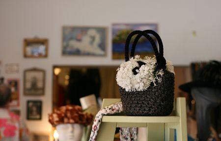 Vintage shop handbag