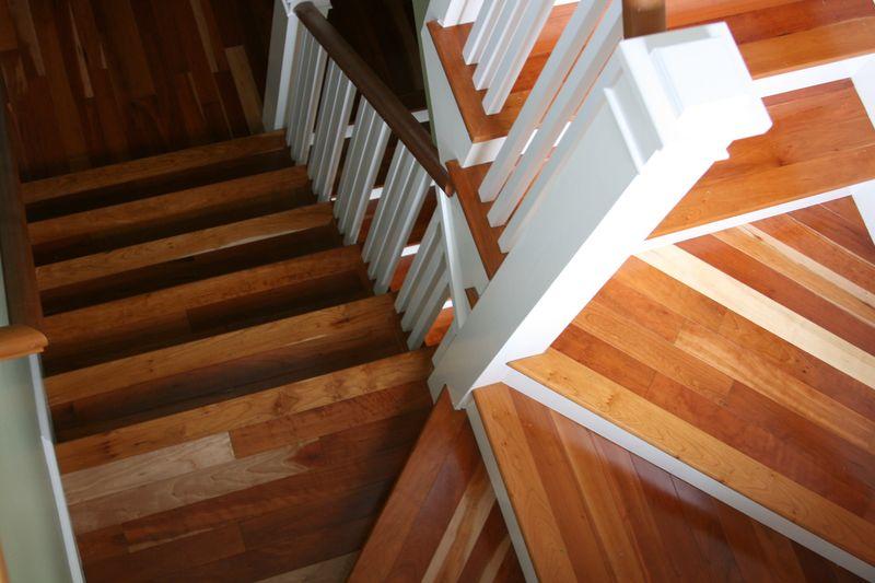 Cherry stairs