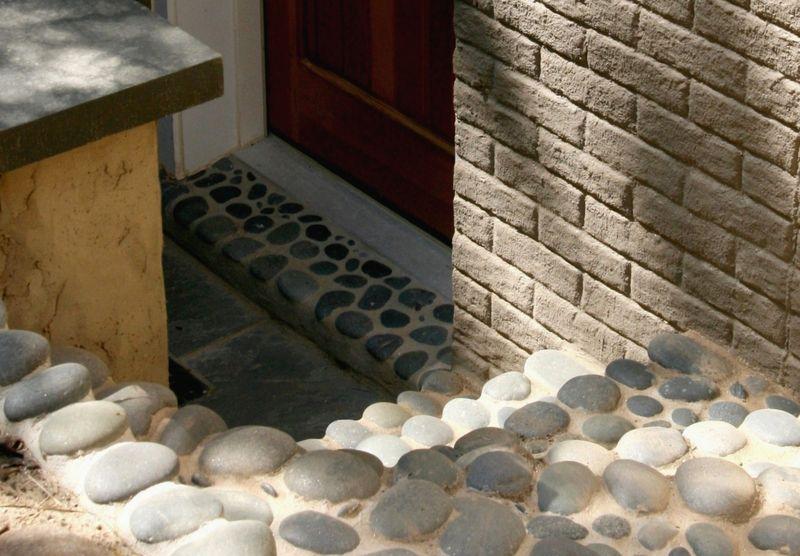 Basement cobblestones