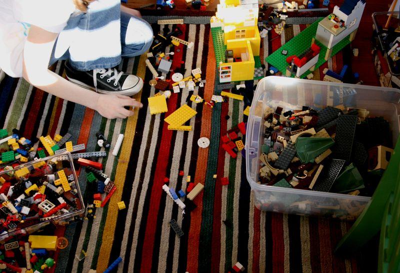 Lego joan