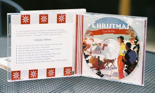 Christmas CD project