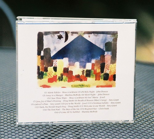 Christmas CD project