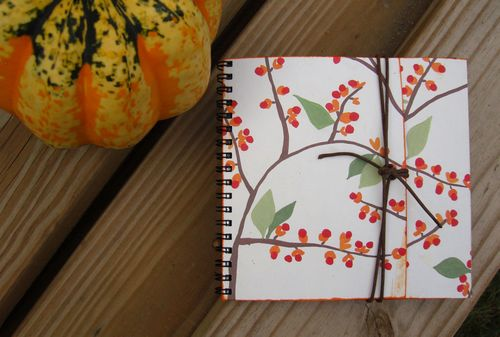 halloween :: mini folio