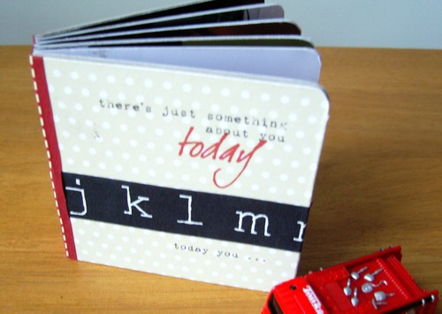 today you - board book