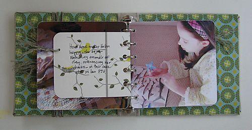 nest :: handwork