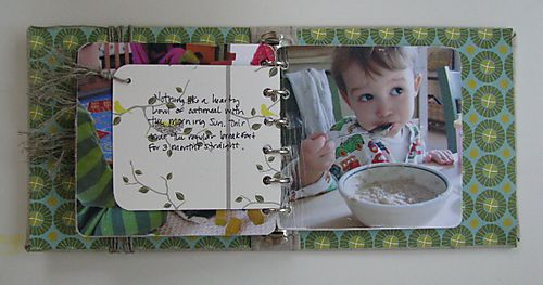 nest :: oatmeal